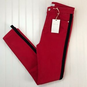 NEW Zara High Waist Skinny Jeans Size 6